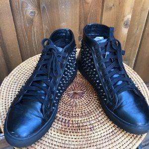 Steve Madden men Jekyll spiked sneakers 9M